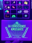 La conscience amusante ! 16 cartes à collectionner, en QUADRIFLUOX®